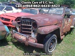 1951 Willys Jeep For Sale | ClassicCars.com | CC-888569 Willys Related Imagesstart 0 Weili Automotive Network Dustyoldcarscom 1961 Willys Jeep Truck Black Sn 1026 Youtube 194765 To Start Producing Wranglerbased Pickup In Late 2019 1957 Pick Up Off Road Kaiser Pinterest Trucks For Sale Early 50s Willysjeep Truck Pics Request The Hamb Arrgh Stinky Ass Acres Rat Rod Offroaderscom Find Of The Week 1951 Autotraderca Jamies 1960 The Build Pickups