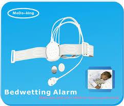 Unique Design Bed Wetting Alarm To Keep Dry Night Alarm Clock