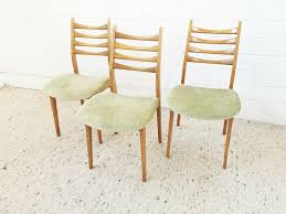 vintage stuhl esszimmer retro holz 60s sitz schreibtisch ddr