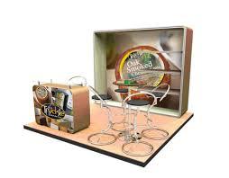 3m X Modular Exhibition Stand 4