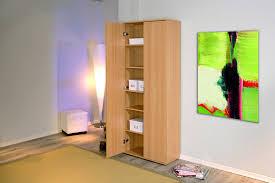 kleiderschrank vekla schlafzimmer holz schrank drehtürenschrank buche dekor