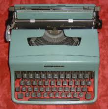 machine à écrire wikipédia