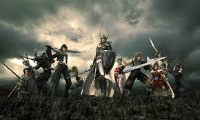 Final Fantasy Theatrhythm Curtain Call Best Characters by Top Ten U201cnon Final Fantasy U201d Final Fantasy Games Slickgaming