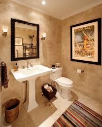 Guest Bathroom Decor Ideas Pinterest by Guest Bathroom Designs 1000 Ideas About Small Guest Bathrooms On
