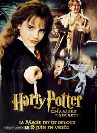 harry potter et la chambre des secret en harry potter and the chamber of secrets poster