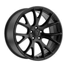 Wheel Replicas Hellcat Wheels | Mesh Passenger Painted Wheels ...