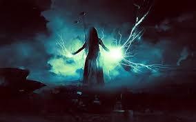 Dark Power Unleashed Surreal Digital Art In Photoshop