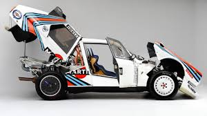 Lancia Delta S4 Group B WRC Car For Sale | Red Bull