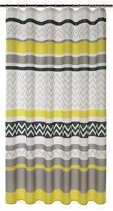 Yellow And Gray Chevron Bathroom Accessories by Butterfly Shower Curtain Asda Curtains Ideas Asda Shower Curtain