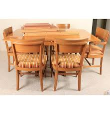 American Of Martinsville Dining Room Table by Mid Century Modern