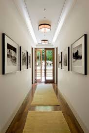 hallway lighting fixtures traditional with white cabinets