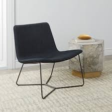slope lounge chair west elm