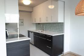 White Country Kitchen Design Ideas by Kitchen Beautiful White Black Wood Glass Modern Design Small