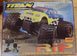 OFNA Titan Monster Truck 1/8 Scale RTR New In Box   Cars   Pinterest ... Jeep Wrangler Truck Fresh Double Axle 2016 Monster For Large Remote Control Rc Kids Big Wheel Toy Car 24 44toyota Trucks 1988 Toyota 44 Pickup Extra Cab Sr5 On Ebay 4wd Offroad Vehicle 24g Buggy Sale By Owner Gallery Drivins 1984 Chevy Short Bed 1 Ton 4x4 Lifted Lift Gmc Monster Truck Mud Hsp 110 Scale Cheap Gas Powered Cars For Clodbuster Hashtag Twitter Bangshiftcom Sin City Hustler Rc Best Resource Ebay Find Top 2014 Sema Show Diesel Army