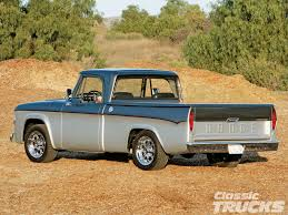 100 67 Dodge Truck S 19 D100 Pickup Doin It Different