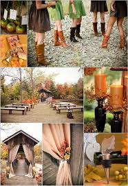 The Wedding Outdoor Fall Ideas Rustic