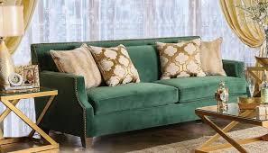 smaragdgrünes sofa smaragdgrunes green sofa living room
