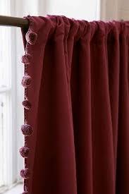 Plum And Bow Blackout Pom Pom Curtains by Plum And Bow Pom Pom Curtains 28 Images Plum And Bow Pom Pom