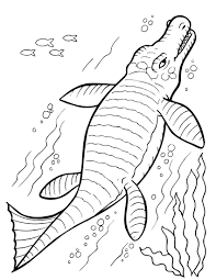 Download Coloring Pages Free Dinosaur Printable Dinosaurs Image