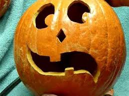 Carvable Foam Pumpkins Hobby Lobby by How To Carve A Funkin Artificial Pumpkin With A Dremel Youtube