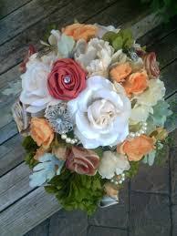 Rustic And Vintage Wedding Flowers