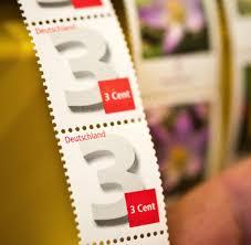 Briefmarke Individuell Bewerbung Dhl Briefmarken