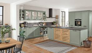 landhaus einbauküche norina 7684 schilf küchenquelle