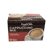 Food Club Cappuccino Caramel Single Serve Cups