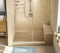 shower stall kits basen bench redi trench pan bench c2 ae with
