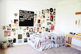 collage ideas for bedroom wall
