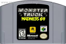 Monster Truck Madness 64 - Nintendo N64 - Artwork - Cartridge Hot Wheels Monster Jam World Finals Xi Truck 164 Diecast Nintendo64ever Les Tests Du Jeu Madness 64 Sur Alien Invasion Scale With Team Flag Extreme Overkill Trucks Wiki Fandom Powered By Wikia Games I Wish For 2 Rumble Hd Wderviebull94 On Previews Of The Game Wheels Water Engines Vehicle Styles May Vary Pulse Storms Snm Speedway Nintendo Review Youtube Executioner