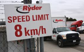 100 Ryder Truck Driving Jobs Preaches Safety The Canadians Lead The Way Todays