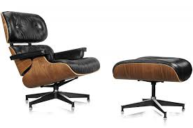 Platinum Eames Lounge Chair & Ottoman Replica - Furniture Fetish ... White Ash Eames Lounge Chair Ottoman Hivemoderncom Replica Ivory And Herman Miller Chicicat Collector And Black 100 Leather High Quality Base Prinplfafreesociety Husband Wife Team Combine To Create Onic Lounge Chair The Interiors Chairs