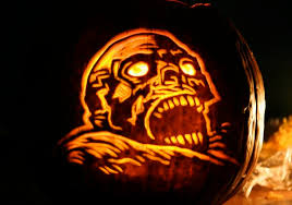 Scariest Pumpkin Carving Ideas by Scary Halloween Pumpkin Easyday