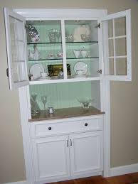 China Cabinet Traditional Dining Room On Built In Cabinets