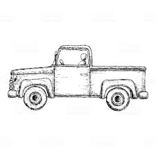 Sketch Pickup Truck Stock Vector Art & More Images Of Automobile ... Coloring Pages Trucks And Cars Truck Outline Drawing At Getdrawings 47 4 Getitrightme Royalty Free Stock Illustration Of Sketch How To Draw A Easy Step By Tutorials For Kids Cartoon At Getdrawingscom Personal Use Maxresdefault 13 To A Coalitionffreesyriaorg Of Drawings Oil Truck Sketch Vector Image Vecrstock Chevy Drawingforallnet Old Yellow Pick Up Small