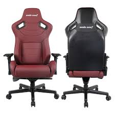 Anda Seat Kaiser Series Premium Gaming Chair (Black/Maroon) | Al Tawasel IT  Shop Ewin Racing Giveaway Enter For A Chance To Win Knight Smart Gaming Chairs For Your Dumb Butt Geekcom Anda Seat Kaiser Series Premium Chair Blackmaroon Al Tawasel It Shop Turismo Review Ultimategamechair Jenny Nicholson Dont Talk Me About Sonic On Twitter Me 10 Lastminute Valentines Day Gifts Nerdy Men Women Kids Can Sit On A Fullbody Sensory Experience Akracing Octane Invision Game Community Sub E900 Bone Rattler Popscreen Playseat Evolution Black Alcantara Video Nintendo Xbox Playstation Cpu Supports Logitech Thrumaster Fanatec Steering Wheel