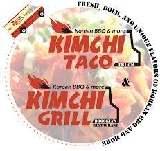 100 Kimchi Taco Truck Home Grill