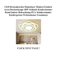 free shipping led deckenleuchte dimmbare modern einfach
