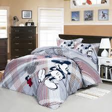 plaid mickey mouse bedding disney dreams interior design