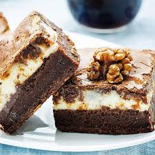 saftige brownies mit frischkäse low carb rezept ohne