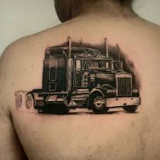 100 Big Truck Tattoos Pin By Paco Navarro On Otro Pinterest
