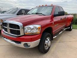 100 Used Trucks For Sale Okc 2006 Dodge Ram 3500 P12774 Lumpys Auto S