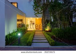 Modern House Fronts by Modern House Exterior Stock Images Royalty Free Images Vectors