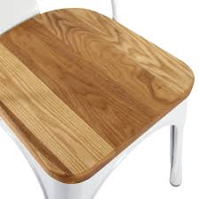 Tolix Chair Cushion Melbourne by Replica Xavier Pauchard Wooden Seat Tolix Chair