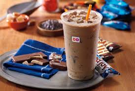 Pumpkin Iced Coffee Dunkin Donuts by Dunkin U0027 Donuts Is Now Serving Candy Flavored Iced Coffee Mental
