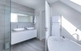 badezimmer sanierung mit durchblick modern building