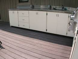 Materials for Outdoor Kitchen Cabinets