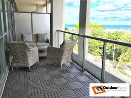 Outdoor Balcony Flooring Ideas Plastic Rubber Wpc Deck Tiles Floors 1432 X 1074