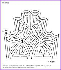 Esther The Queen Story And Maze